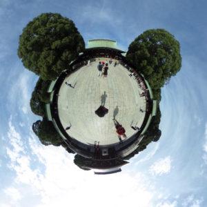 明治神宮_ミッキーマウス