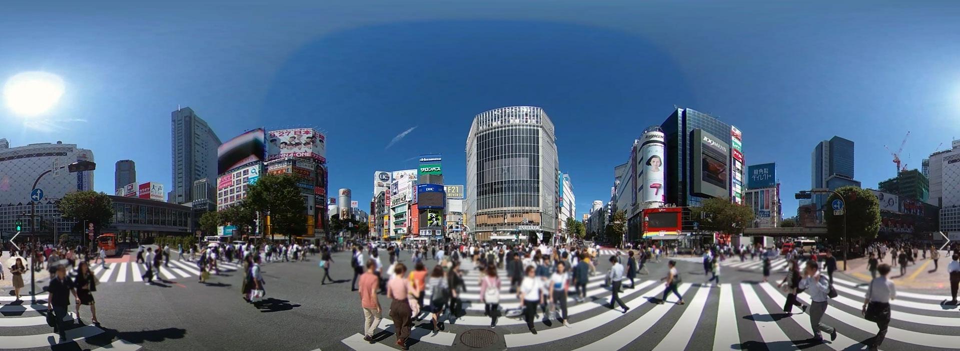 渋谷_スクランブル交差点