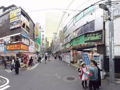 秋葉原_電気街