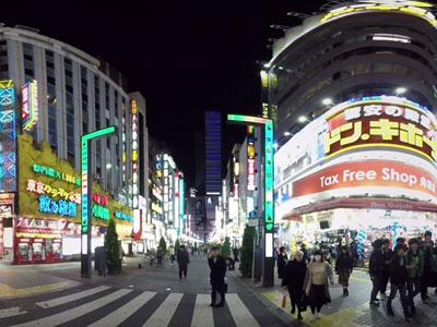 歌舞伎町セントラルロード
